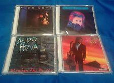 ALDO NOVA -4CD Set - Self-Titled S/T / Subject / Twitch / Blood On The Bricks