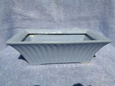 Vintage Brush USA- Sky Blue Planter