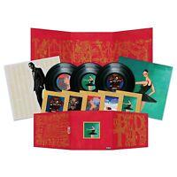 Kanye West,My Beautiful Dark Twisted Fantasy VINYL 3 LP Limited Edition SEALED