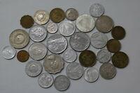 WORLD  COINS USEFUL LOT B18 XM17