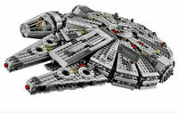 Lego Star Wars Millennium Falcon 79211 1381pcs jeux de construction Stars Wars