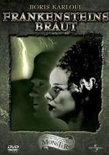 DVD FRANKENSTEIN'S BRAUT - 1935 - BORIS KARLOFF - HORROR-KLASSIKER *** NEU ***