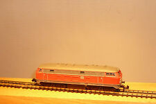 Minitrix N 16161 Locomotiva diesel BR 216 140-4 DB AG ep. 5