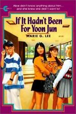 If It Hadn't Been for Yoon Jun (Avon Camelot Books)-ExLibrary