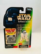 Star Wars The Power of the Force R2-D2 Action Figure
