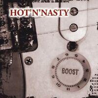 "HOT'N' NASTY ""BOOST"" CD NEW+"