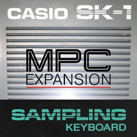 Casio SK-1 Expansion Pack Akai MPC X Live Force Touch One
