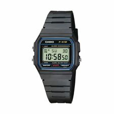Casio F-91w Orologio da polso Uomo IT