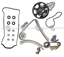 02-06 Honda CR-V 2.4L K24A1 DOHC 16V GASKET & WATER PUMP & TIMING CHAIN KIT SET