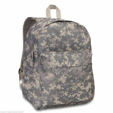 NEW!! Classic ARMY Bug Out Bag Camouflage Backpack ACU Digital Camo