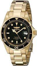 Relojes de pulsera Invicta de acero inoxidable