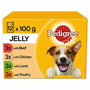 Pedigree Moist Dog Food Dogs and Puppies