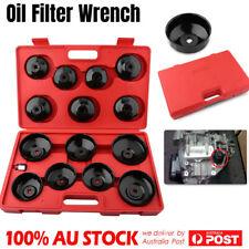Hat Shape Oil Filter Wrench Tool Set Removal Socket Kit Automotive Repair 15pcs