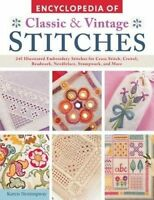 Encyclopedia of Classic & Vintage Stitches by Hemingway, Karen (Paperback book,