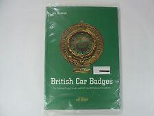 British Car Badges by Jan Sarnesjo