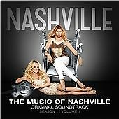 Nashville Cast - Music of Nashville (Season 1, Vol. 1/Original Soundtrack, 2013)