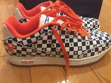 New ListingNew York Mets Reebok Sneakers Shoes NY MLB Clubhouse  Checkerboard Size 12 RBK NY 4c269ed83a