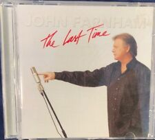 John Farnham - The Last Time CD Album