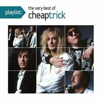CHEAP TRICK-PLAYLIST THE VERY BEST OF CHEAP TRICK-JAPAN CD C25