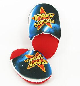 Pantofola Festa del Papà - Super Star - Rimini Gadget - Made in  Italy