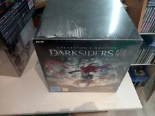 darksiders 3 III collector's edition collector pc dvd new neuf