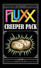 Creeper Pack Expansion Fluxx Card Game Looney Labs LOO-090 Radioactive Potato