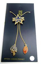 Dallas Cowboys 28 inch Gold Bolero Logo Necklace NFL Licensed Jewelry Lariat