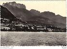 74 - cpsm - Le lac d'Annecy - Menthon St Bernard et les dents de Lanfon