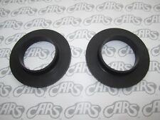 Rear Axle Upper Coil Spring Rubber Noise Insulator Set Pair 577-1100 K6203-2
