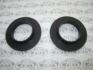 Rear Axle Upper Coil Spring Rubber Noise Insulator Set Pair 577-1100 K6203-2