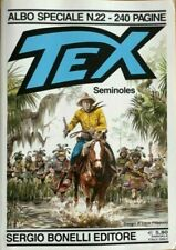 fumetto ALBO GIGANTE TEX SPECIALE numero 22 SEMINOLES