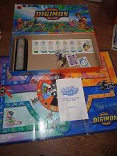 Digital Digimon Monsters - The Ultimate Adventure Board Game - Complete