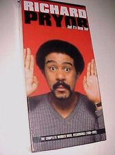 Richard Pryor 9 CD Set And It's Deep Too Complete Recording 1968-1992 Comedy New