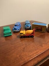 Matchbox Lesney #21 Foden Truck plus assorted other vechiles