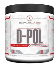 Purus Labs D-POL - 90tabs Testosterone booster Fast ship