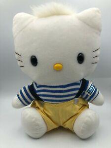 Official Hello Kitty Dear Daniel Eikoh 2001 Sanrio Plush Soft Stuffed Toy Animal