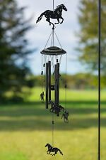 New listing Vp Home Wild Horses Outdoor Garden Decor Wind Chime