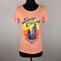 Kenny Chesney Womens M Trip Around The Sun Tour 2018 T-Shirt Country Music
