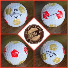 (1) Callaway Chrome Soft Truvis Golf Ball - Barona Creek Golf Club - Usa
