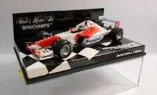 MINICHAMPS F1 1/43 Scale - 400 030071 PANASONIC TOYOTA F1 PRES.2003 C.DA MATTA