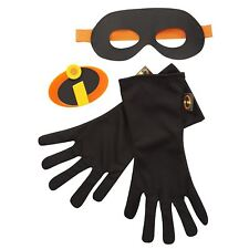 The Incredibles 2 Gear Set Kids Dress Up Mask Gloves & Light Up Emblem