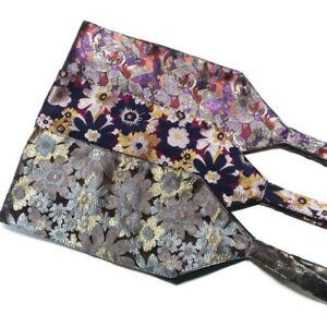 Lady Japanese Corset Obi Belt Satin Wide Waistband for Kimono Yukata Retro Slim