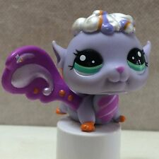 Littlest Pet Shop #2710 Morning Haze Fairy Teal Green Eye SHIPS FREE 9 pictures