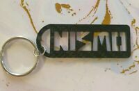 Nismo style Full Carbon Keychains / Keyrings - JDM / Old Logo / Retro