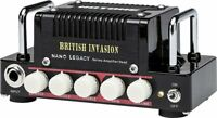 Hotone Nano Legacy British Invasion Mini Guitar Amplifier Amp Head 5W Class AB