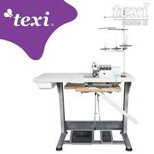 TEXI Overlock 2 Nadel / 4 Faden Industrie Nähmaschine - NEU!