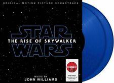 Star Wars *Rise of Skywalker* John Williams Excl Blue Colored Vinyl 2 LP