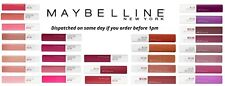 MAYBELLINE SUPER STAY 24 MATTE INK Lipstick Various Shade Brand New Sealed