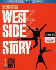West Side Story (Blu-ray/DVD, 2011, 3-Disc Set 50th Anniversary) Target DigiBook