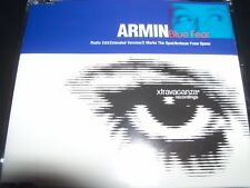 Armin Van Buuren– Blue Fear Mixes CD Single – Like New